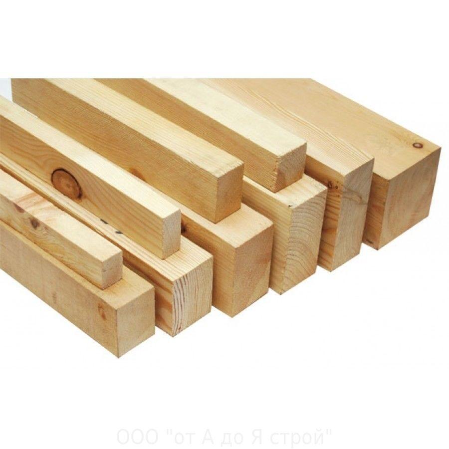 Наиболее внушительные размеры сторон 19-100 мм характерны для брусков, произведенных из лиственных пород древесины