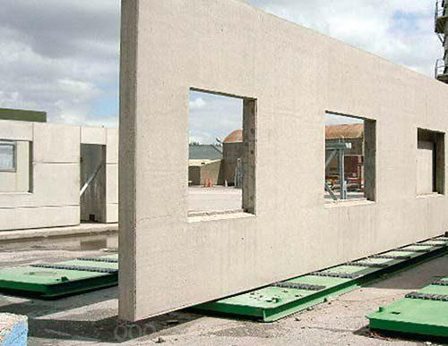 Строительство дома на жби цена железобетонные стеновые панели