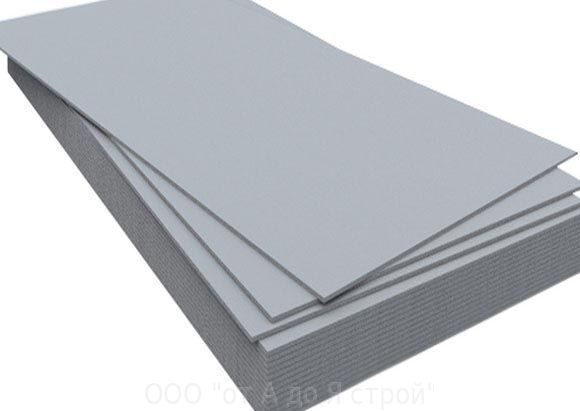 Шифер плоский прессованный 6 мм 1500x1000x6